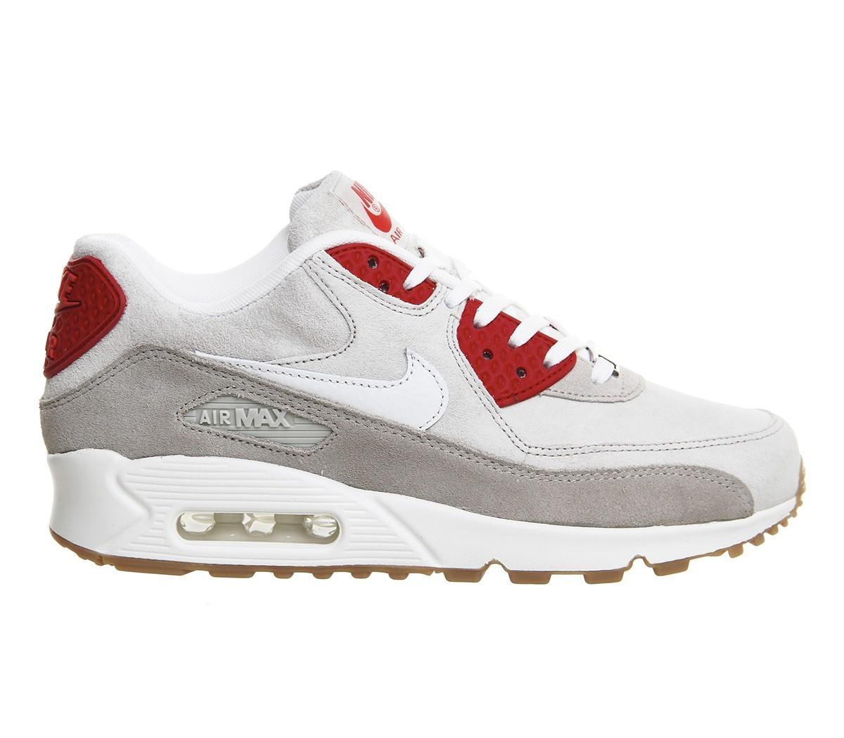 Nike Air Max 90 Femme New York Cheesecake Qs Couleur claire  - Nike Air Max 90 Femme New York Cheesecake Qs Couleur claire-01-1
