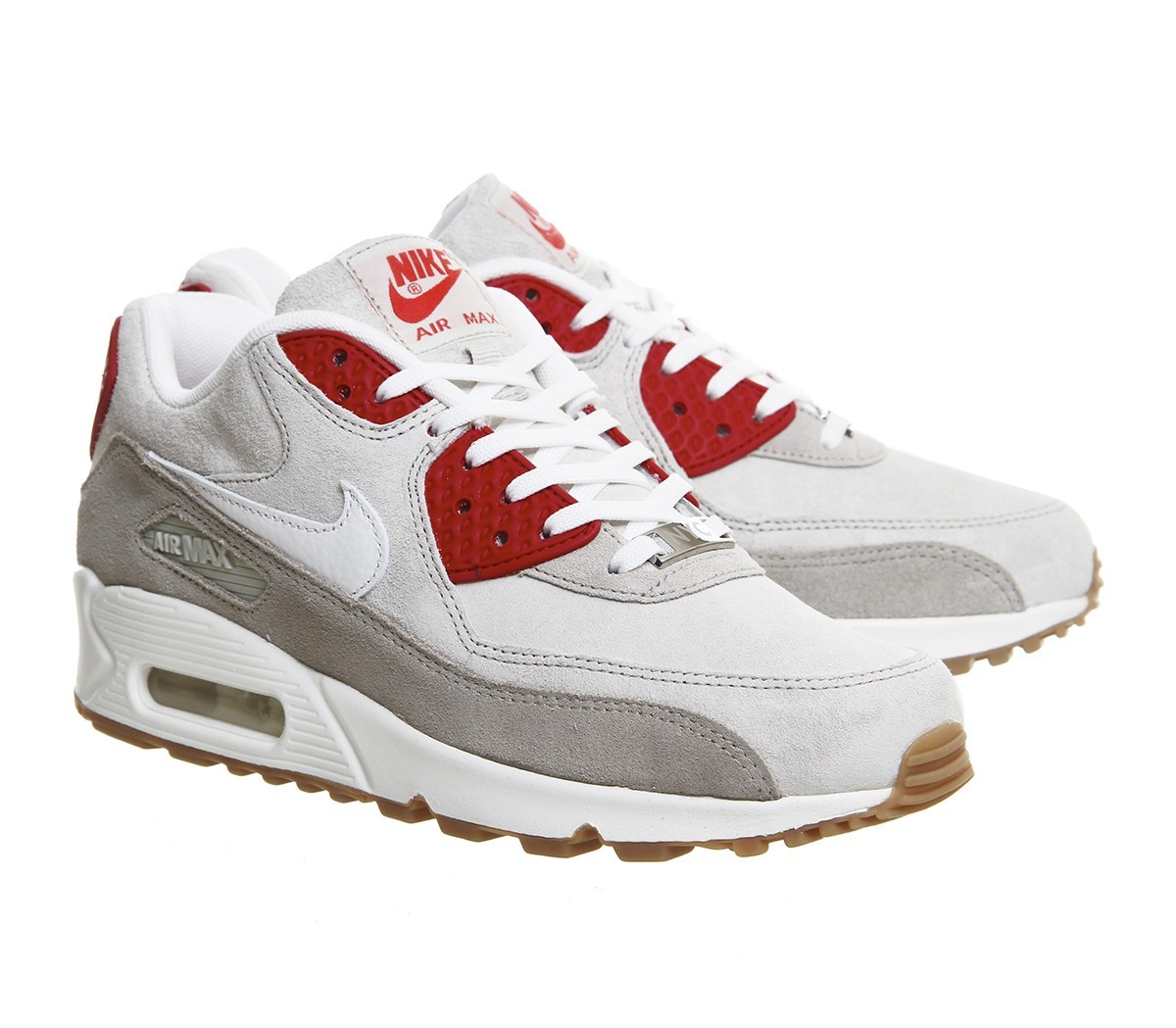 Nike Air Max 90 Femme New York Cheesecake Qs Couleur claire  - Nike Air Max 90 Femme New York Cheesecake Qs Couleur claire-01-3