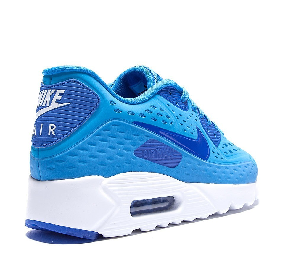 Nike Air Max 90 Ultra Breathe Homme Lumière Photo Bleu/Game Royal/Blanche Qualité Garantie - Nike Air Max 90 Ultra Breathe Homme Lumière Photo Bleu/Game Royal/Blanche Qualité Garantie-01-3