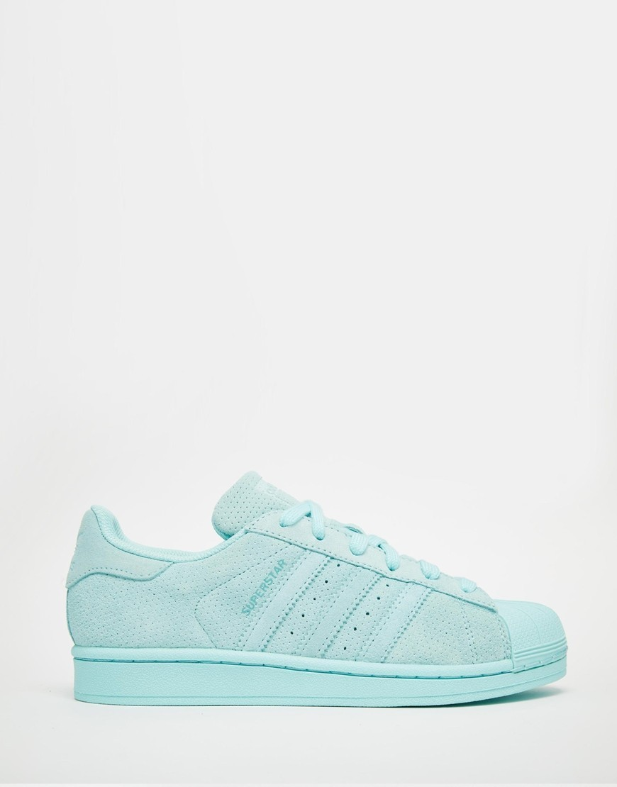 Adidas Originals Superstar Rp Tonal Aqua 2017 Qualité Excellente - Adidas Originals Superstar Rp Tonal Aqua 2017 Qualité Excellente-01-1