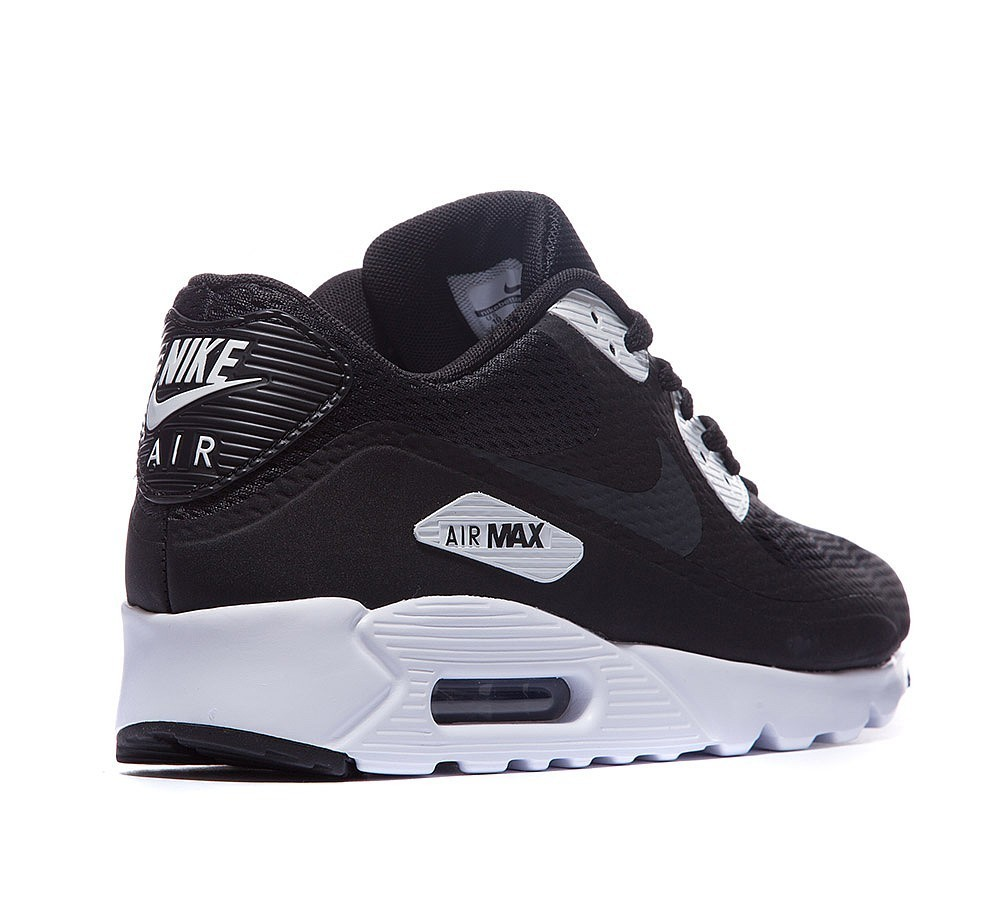 Nike Air Max 90 Ultra Essential Homme Noir/Anthracite/Blanche Article De Luxe - Nike Air Max 90 Ultra Essential Homme Noir/Anthracite/Blanche Article De Luxe-01-3