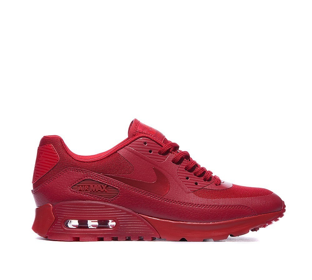 Nike Femme Air Max 90 Ultra Essential Baskets Gym Rouge/University Rouge Design exceptionnel - Nike Femme Air Max 90 Ultra Essential Baskets Gym Rouge/University Rouge Design exceptionnel-01-0