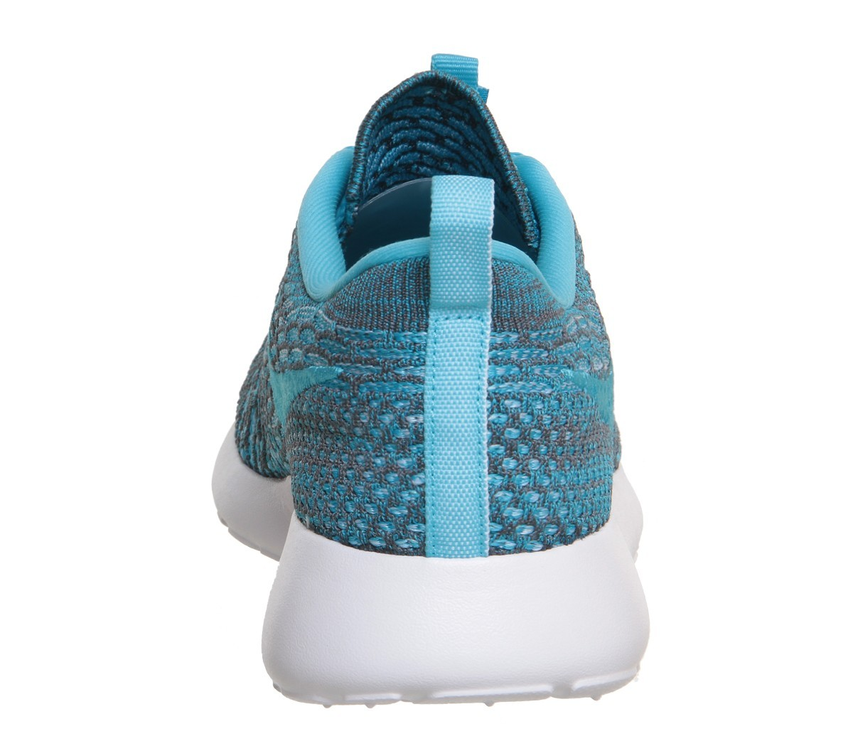 Nike Roshe One Flyknit Femme Clear Water Grise Le Meilleur Choix  - Nike Roshe One Flyknit Femme Clear Water Grise Le Meilleur Choix-01-4
