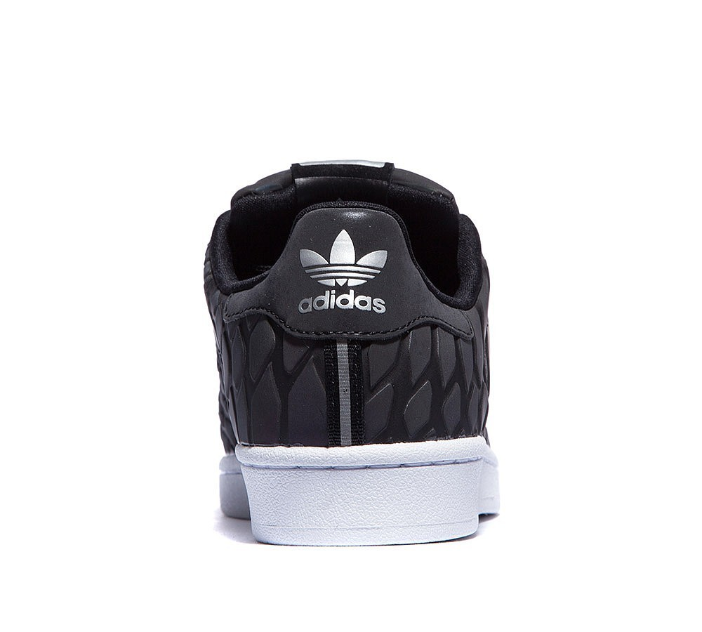Adidas Originals Superstar Xeno Baskets Carbon Noir/Flat Blanche Privee à Prix Accessible  - Adidas Originals Superstar Xeno Baskets Carbon Noir/Flat Blanche Privee à Prix Accessible-01-4