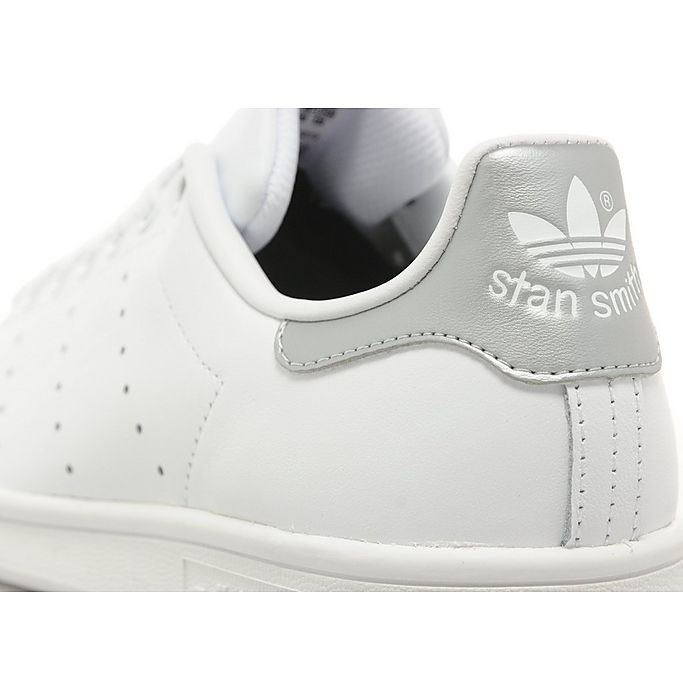 Adidas Originals Stan Smith Femme Blanche Argent En promotion - Adidas Originals Stan Smith Femme Blanche Argent En promotion-01-3