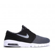 Nike Stefan Janoski Max Baskets Noir/Cool Grise Authentique 100%-20