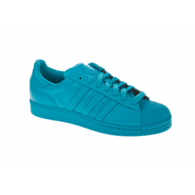 Adidas Originals Supercolor Superstar Lab Vert/Bleu à Prix Incroyables